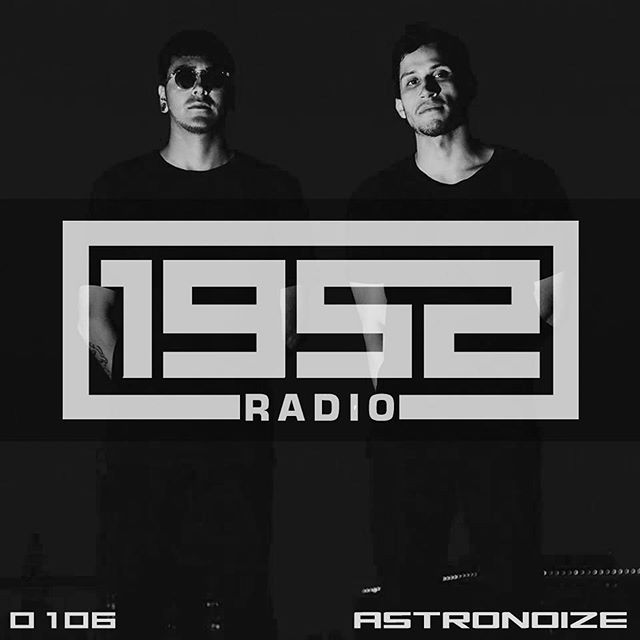 Episode 0106 of #1952Radio, featuring @astronoizemusic, is now available to stream. Visit our Soundcloud for this and other releases. #TechnoLife
