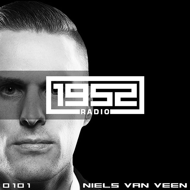 Brand new alt covers for #1952Radio | The best in Techno, Tech House, and more.
