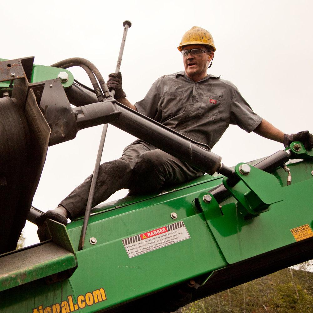 Pennsylvania coal mine Client: Lehigh Valley Anthracite