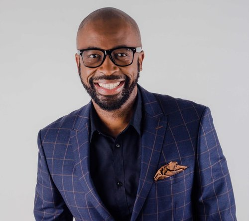 Sbusiso Leope, DJ, CNBC Africa