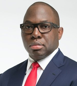 Abayomi Awobokun, C.E.O, Oando Marketing