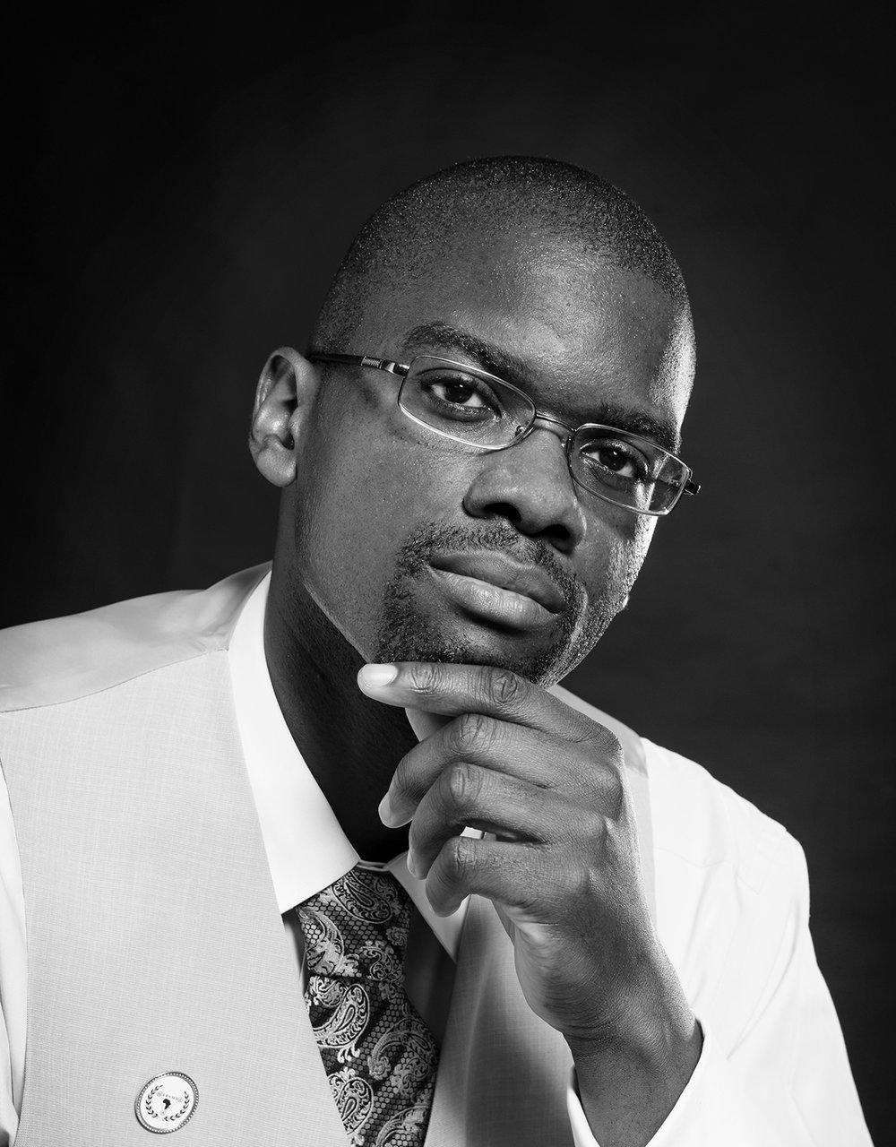 Okendo Lewis-Gayle, Chairman, Harambe Entrepreneur Alliance