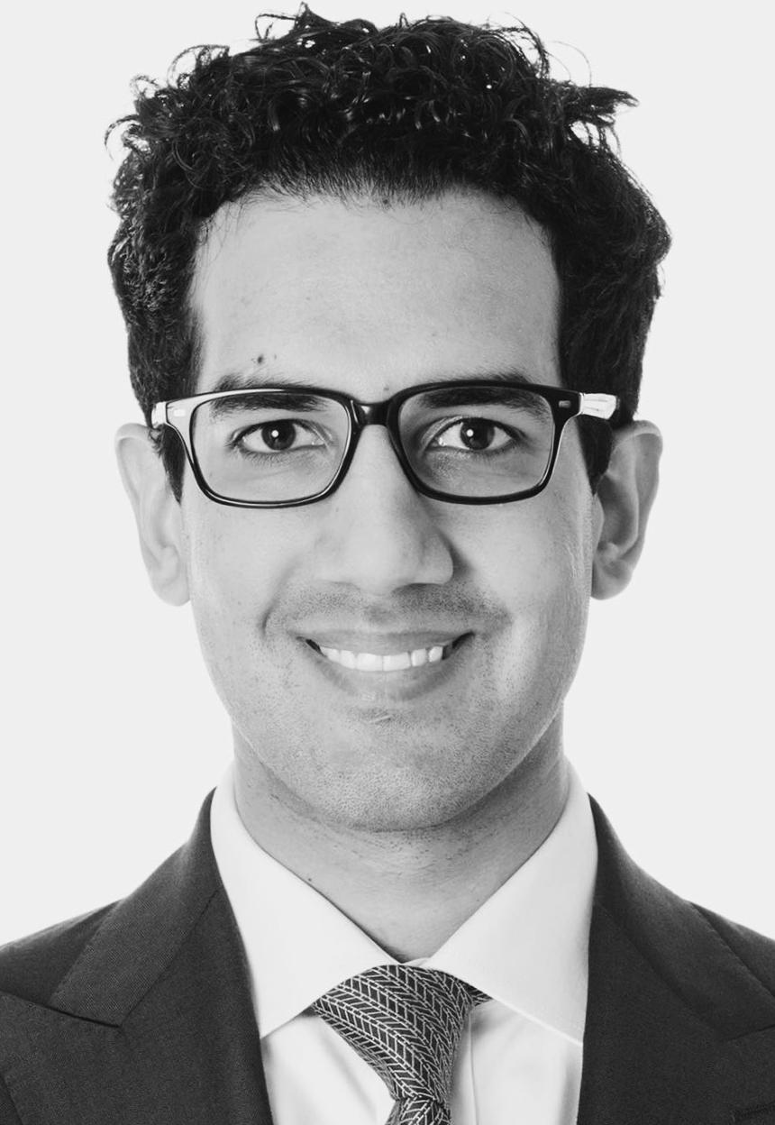 Ameel Somani, Principal, Helios