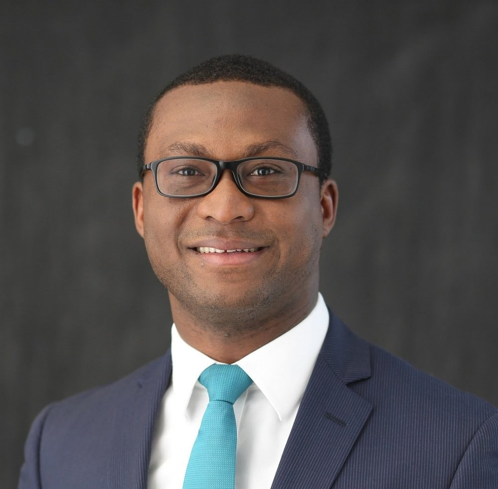 Raphael Awuku, Founding Director and Chief Finance Officer, Nunya Farms