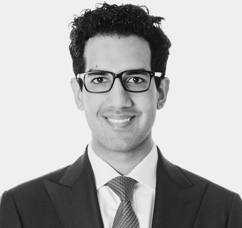 Ameel Somani, Principal, Helios Investment Partners
