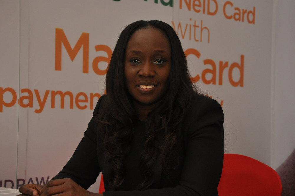 Omoke Adebanjo, Vice President and Area Business Head, West Africa, MasterCard