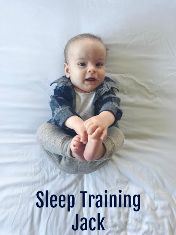 Sleep Training Jack