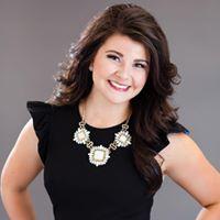 Nicole Carter Miss Klamath County -
