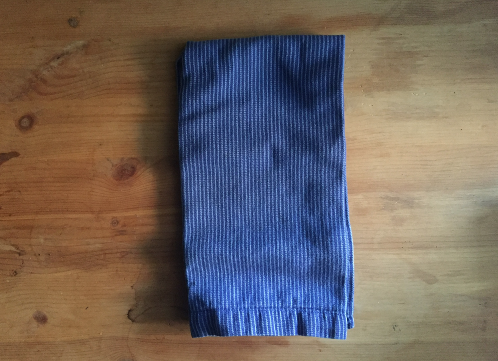 Switch to cloth napkins for a zero waste home | Zero Waste Chicago x Recycle by City