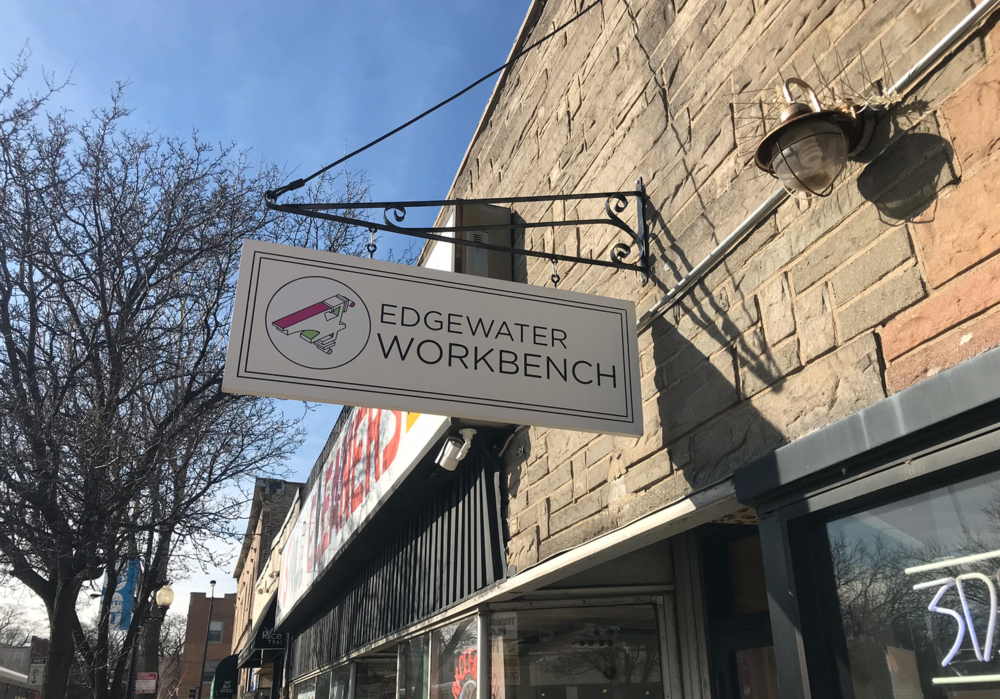 February 2018 Meet-up at Edgewater Workbench | Zero Waste Chicago