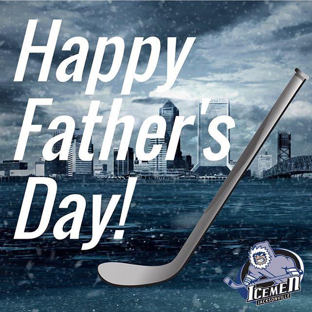 Hockey #FathersDay! 😉🏒 #dadjoke #hockey #ilovejax #igersjax #jax #iloveFL