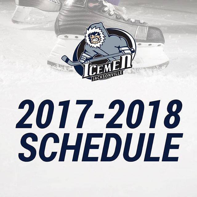 #ICYMI Our inaugural season schedule is here! Visit our website to view now. 🏒