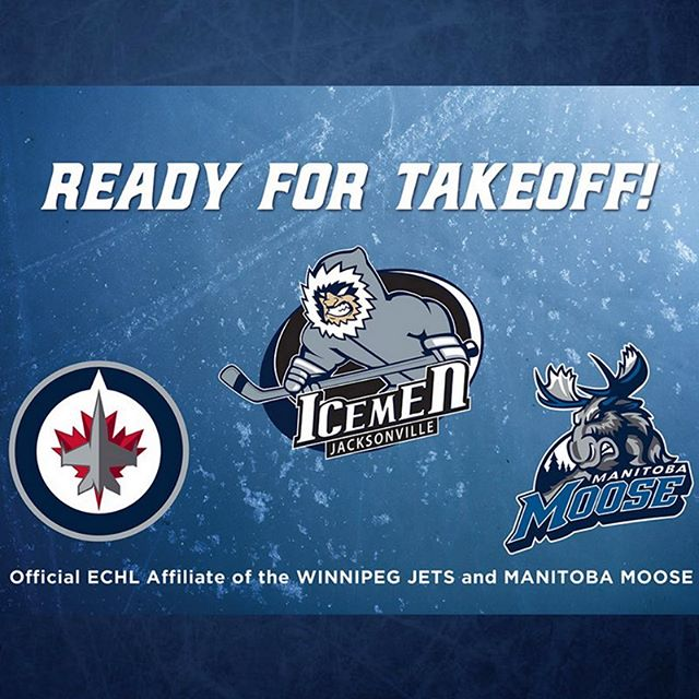 We are excited to announce the @NHLJets as our new #NHL affiliate! #echl #hockey #jax #jacksonville #ilovejax
