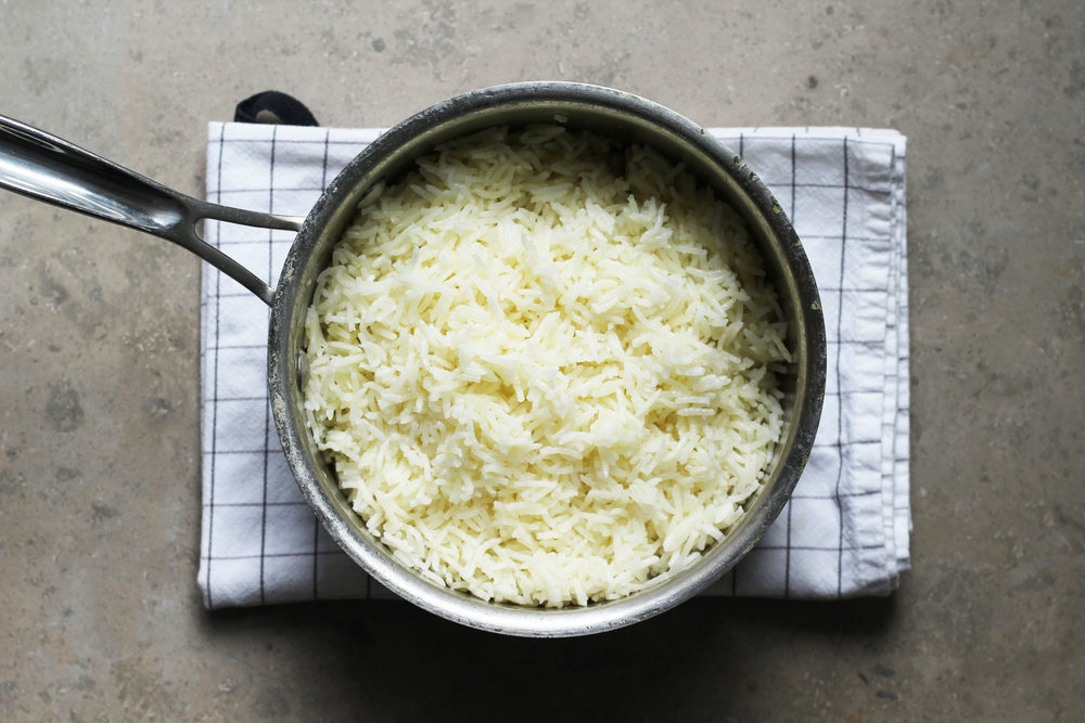perfect pot of rice