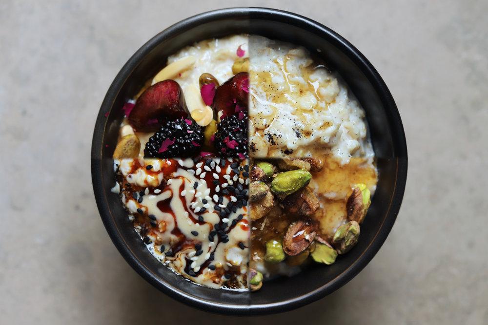 sweet oatmeal