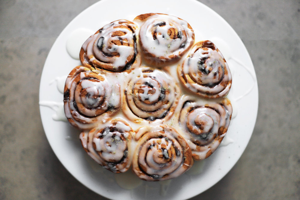 sage and cinnamon chelsea buns