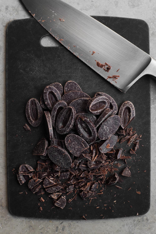 chocolate chunk ghraybeh