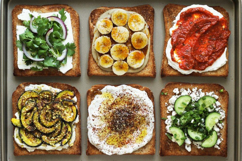 winter toast