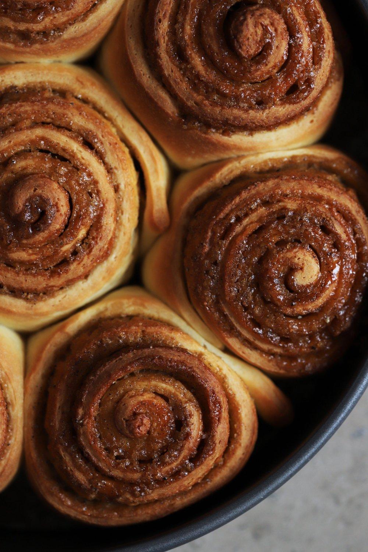 cardamom swirls
