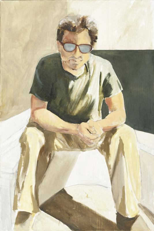Artist As A Younger Man 1996