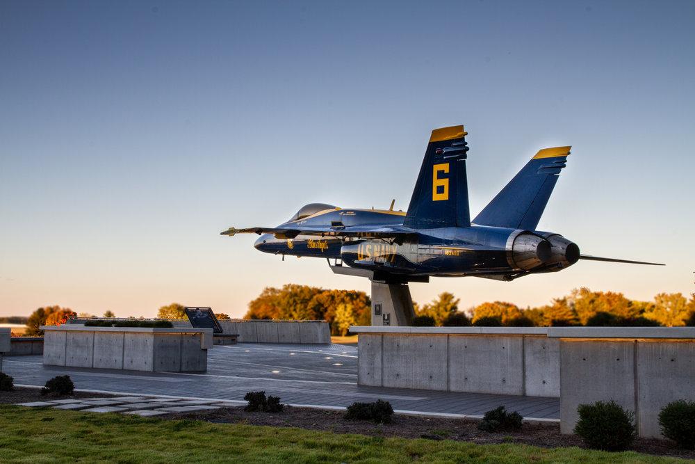 Captain Jeff Kuss/ USMC Memorial Smyrna, Tennessee