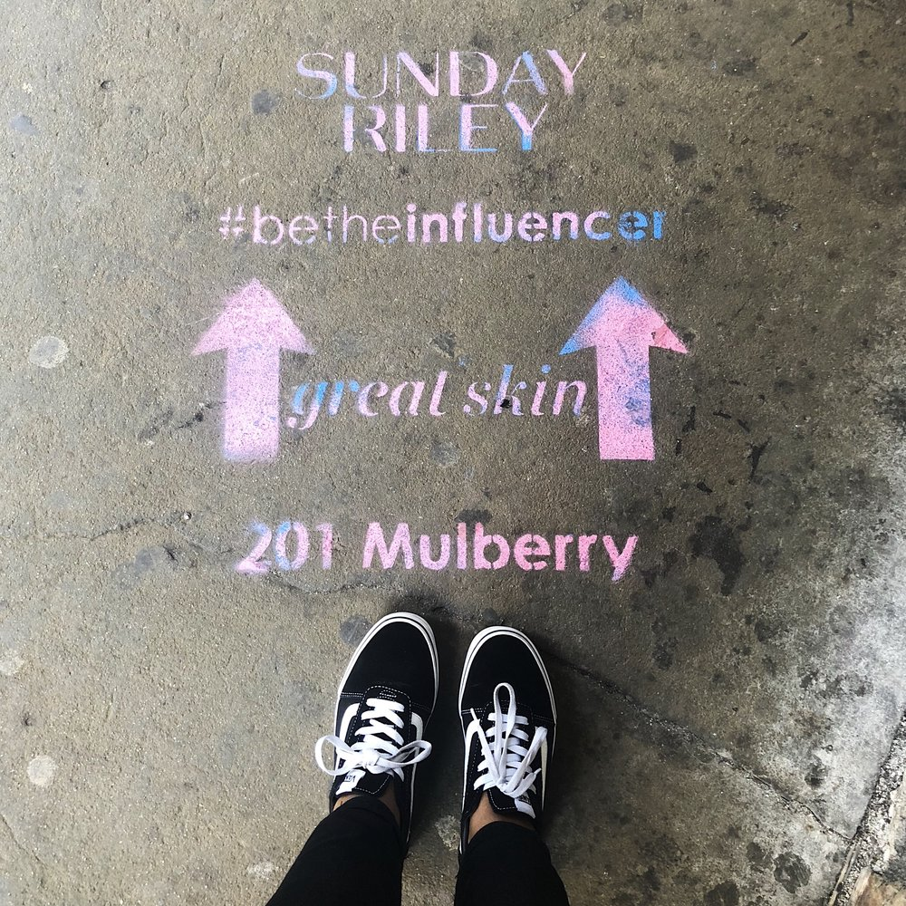 Sunday Riley NYCPop Up Experience Launch Party! -