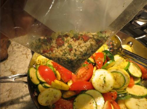 Chop Chop Zucchini and Squash  Louisiana Woman