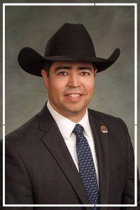 Colorado State Representative  Donald Valdez