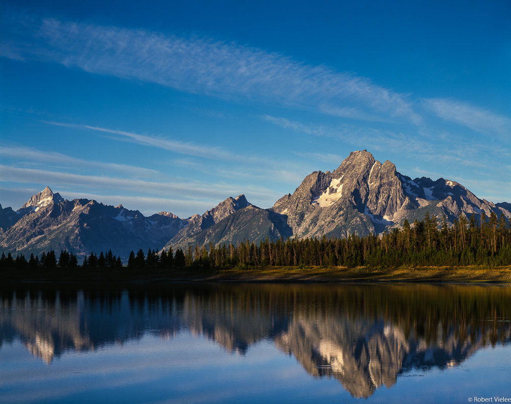 Grand Teton Mountains, Mt Moran