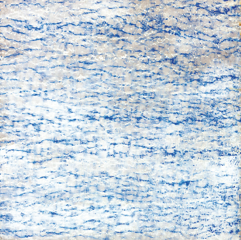 GRAAT   2014, Oil on canvas, 52 x 54 inches (132.1 x 137.2 cm)
