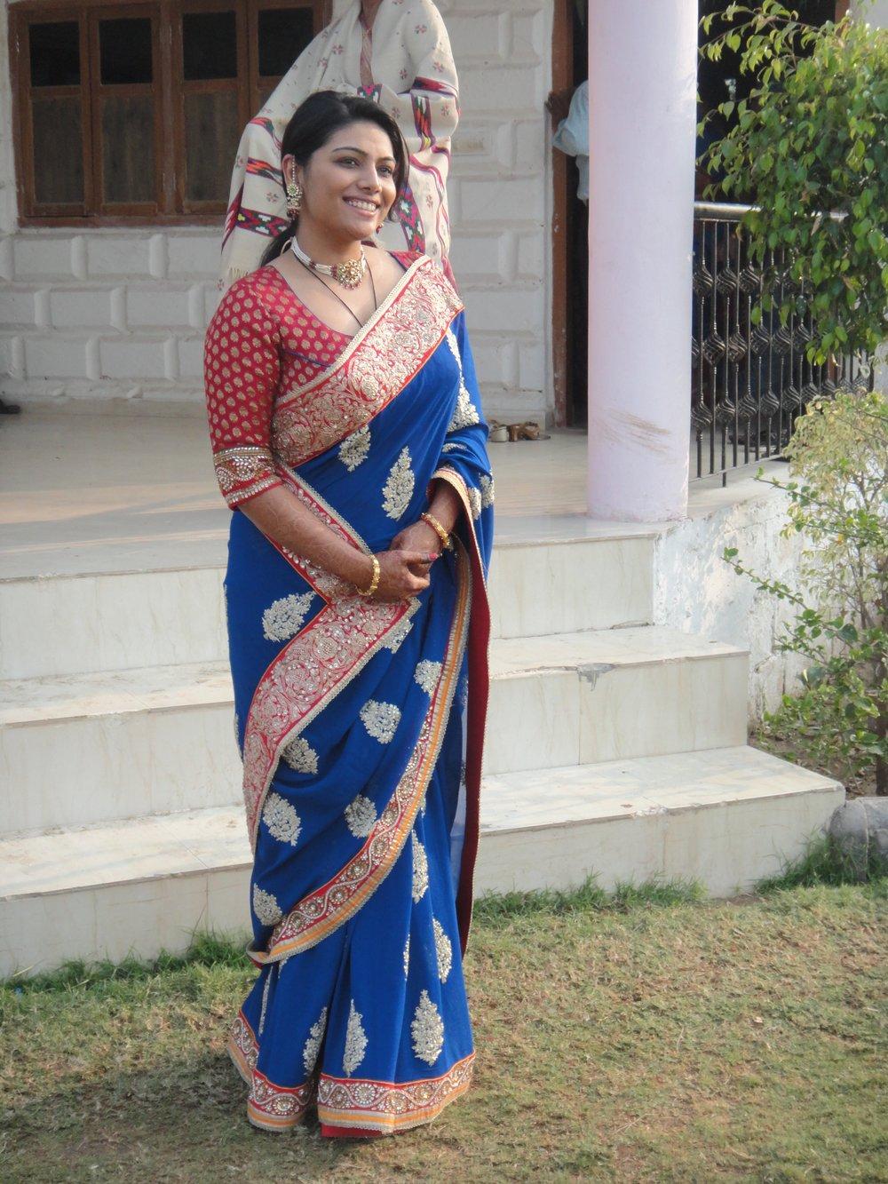 Grah Shanti bride