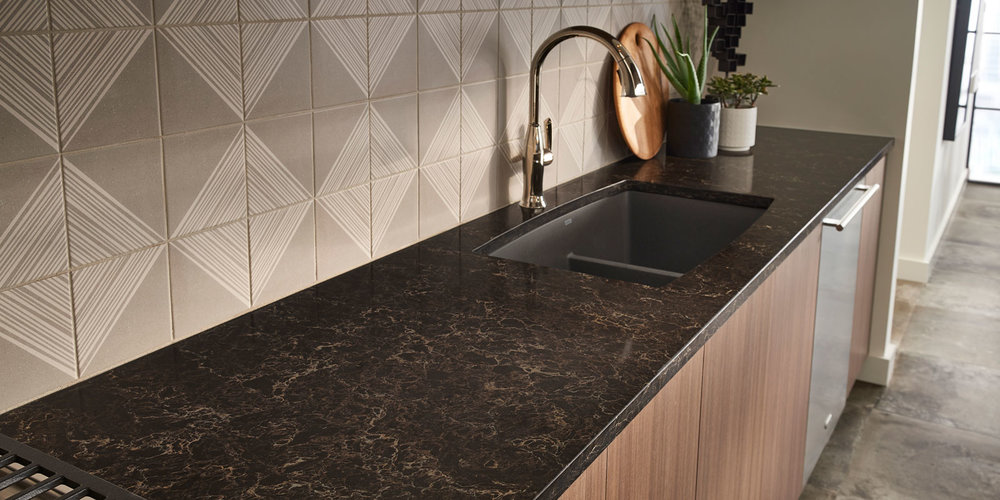 Viatera  Viatera is designed and created around the idea that a countertop is where life's moments happen. Whether you looking for a surface that stands up to the demands of daily life or a surface that resist wear, Viatera is available in a array of colors and styles just for you!