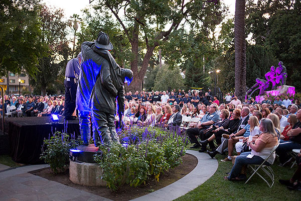 California Firefighters Memorial - CALIFORNIA FIRE FOUNDATION