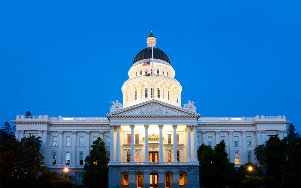 New Legislative Year Underway in Sacramento - LEGISLATIVE RECAP