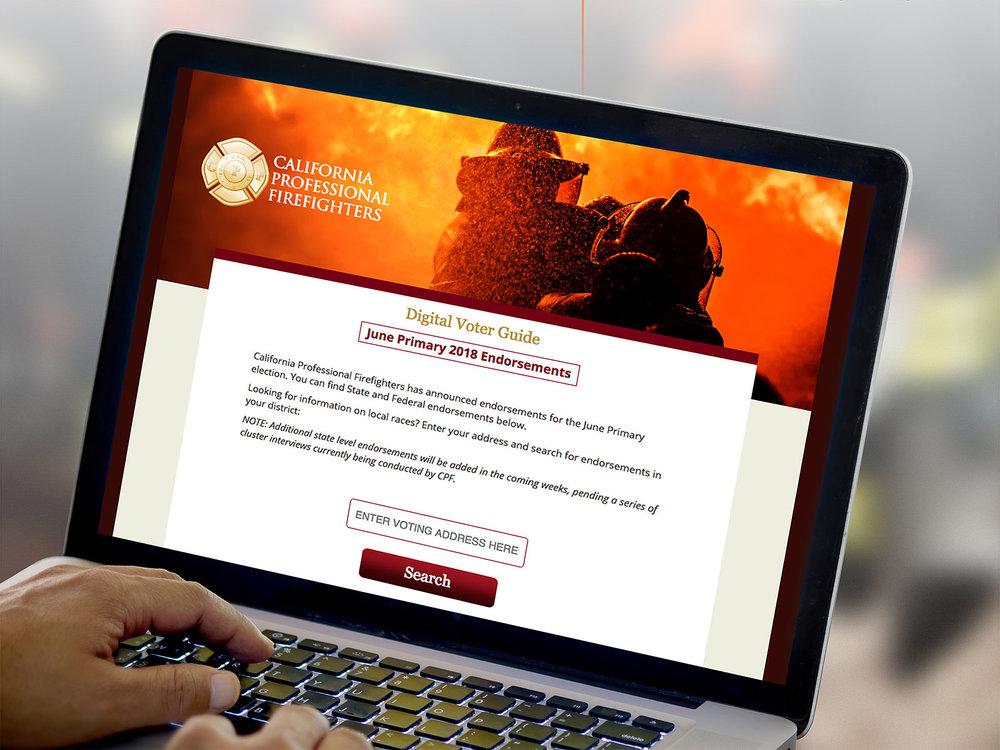CPF Digital Voter Guide -