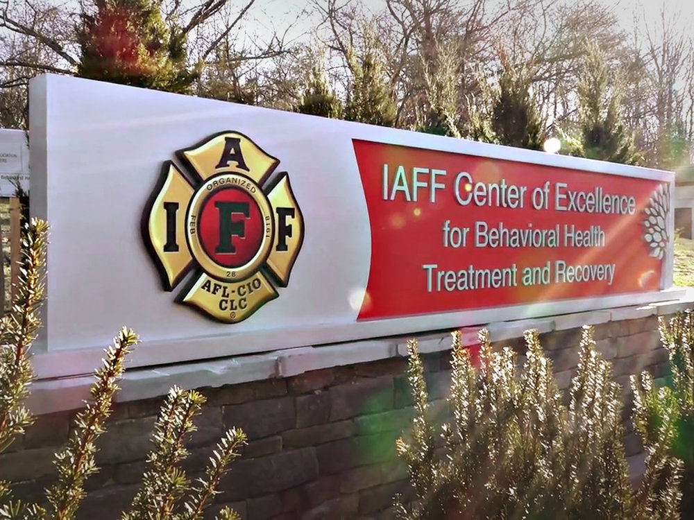 IAFF CENTER OF EXCELLENCE ON BEHAVIORAL HEALTH COMING TO CALIFORNIA - IAFF CENTER OF EXCELLENCE