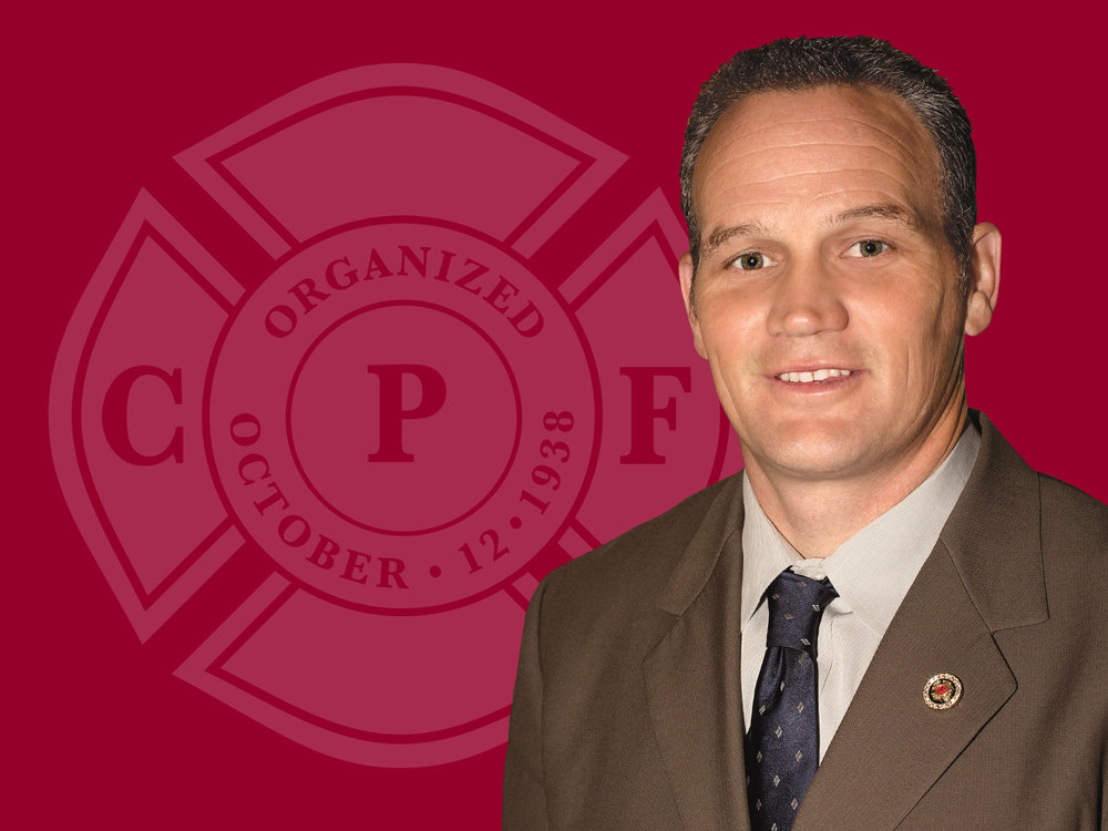 YOUR FIREFIGHTER UNION TEAM 10TH AT WORK - IAFF 10TH DISTRICT REPORT