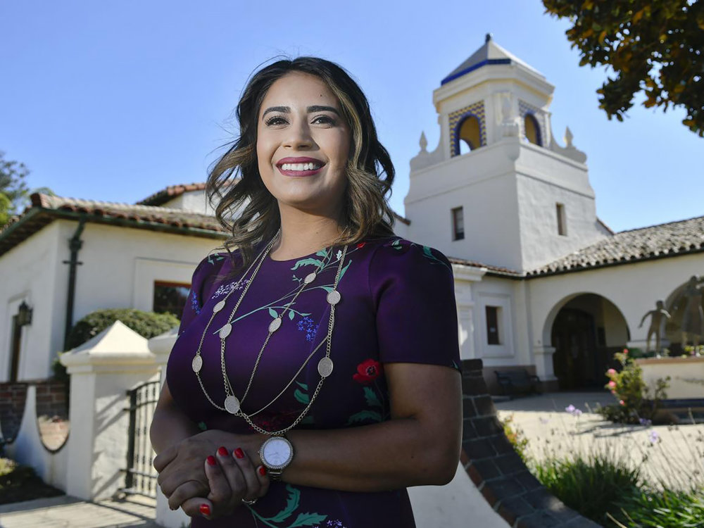 Local 2020 worked to elect Goloria Soto to the Santa Maria City Council