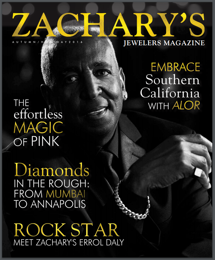 Zacharys Jewelers Magazine