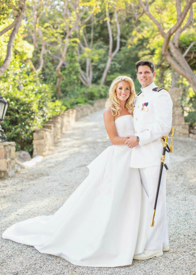 beautiful wedding in Malibu