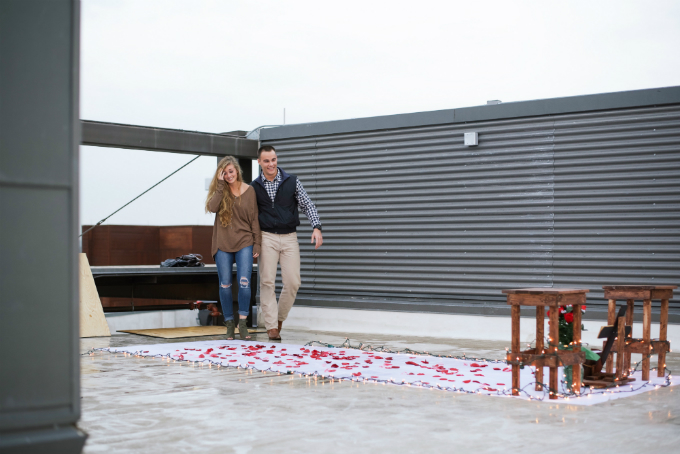 Roof Top proposal