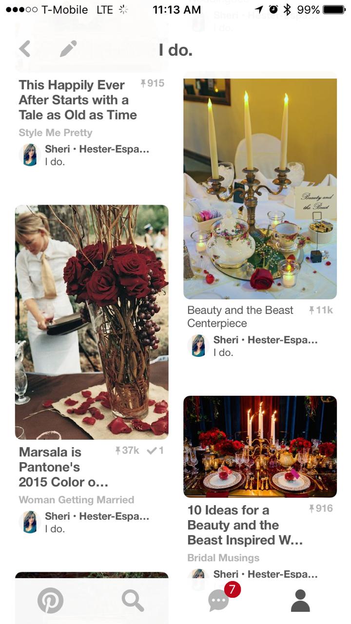 Pinterest for Engagement rings