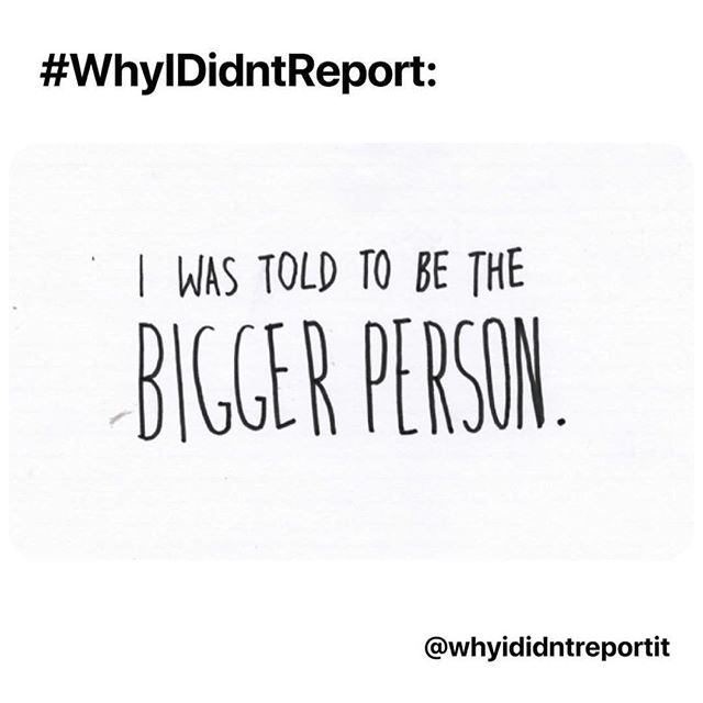 Heartbreaking stories from #whyididntreport pop-up gallery. We always hear you, believe you and fight for you. . .  #wehearyou #webelieveyou #wefightforyou  #believesurvivors #yourvoicematters #whyididntreportit #believewomen #trustwomen #metoo #metoomovement #sexualabuse #sexualassault #voiceup #speakup #trump #donaldtrump #america #us #usa #newyork #newyorkcity #nyc #victim #timesup #christineblaseyford #stopkavanaugh #cancelkavanaugh