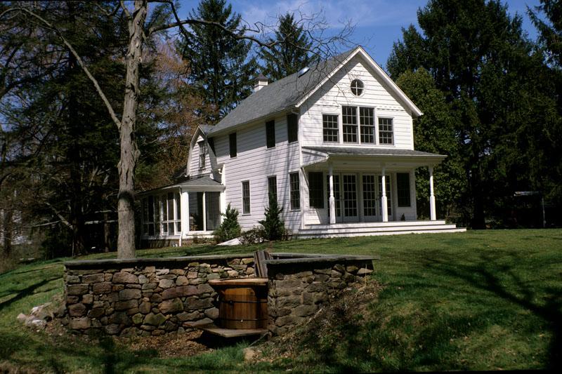 Stone Residence -