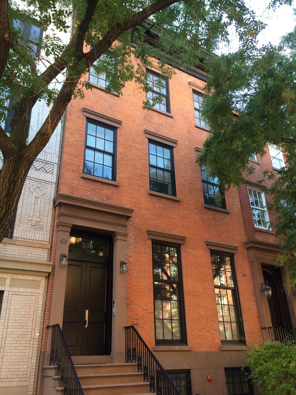 22nd Street Townhouse -