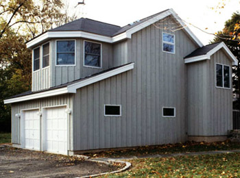 Garage Addition<strong>WESTPORT, CONNECTICUT</strong>