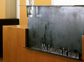Ms. Foundation<strong>NEW YORK, NEW YORK</strong>