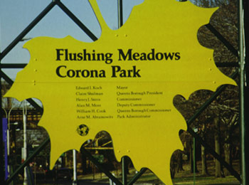 FLUSHING MEADOWS<strong>FLUSHING, NEW YORK</strong>