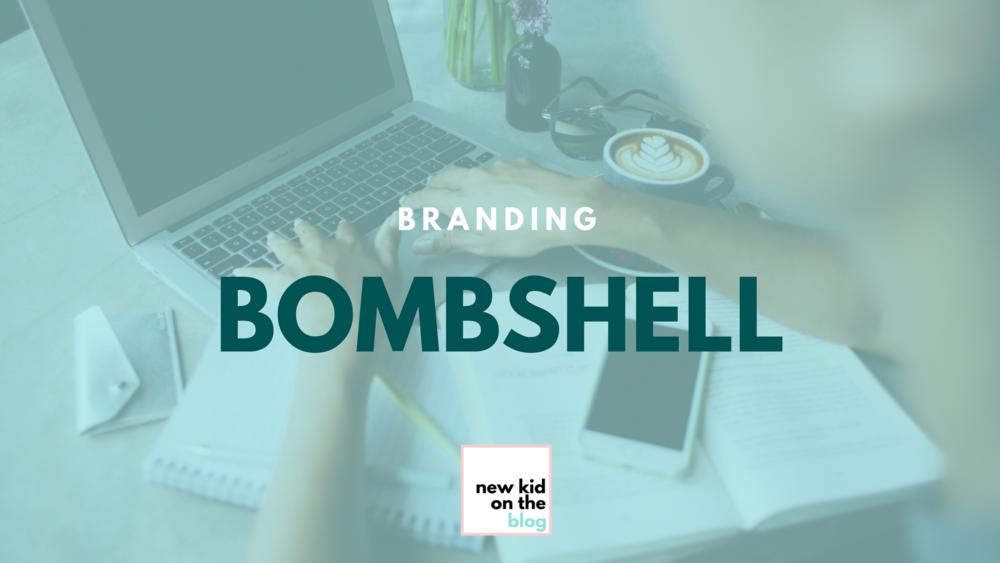 Branding Bombshell eCourse