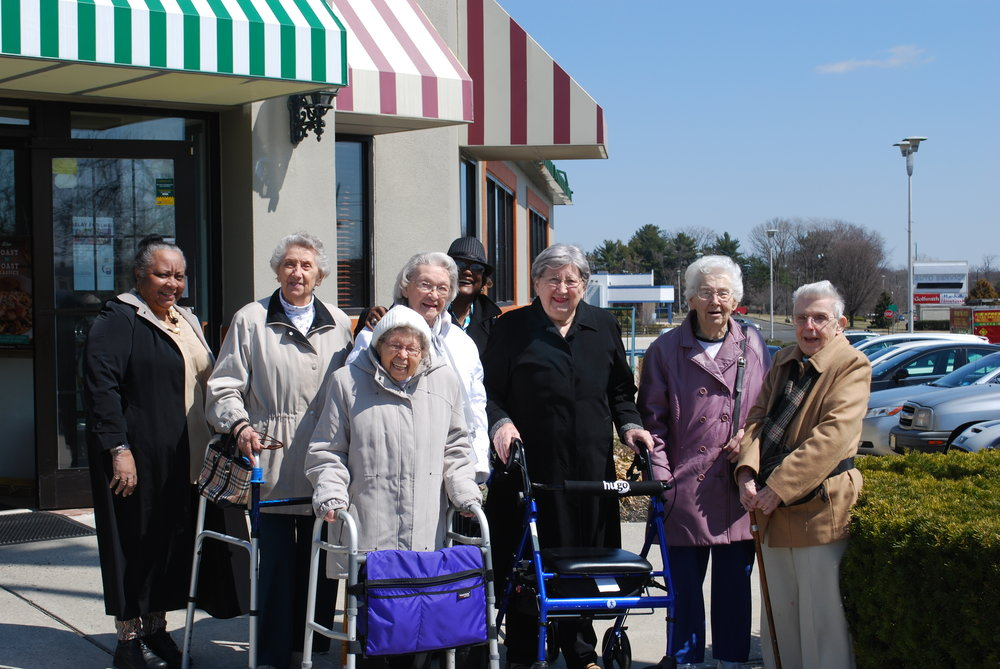 Activities and outings help Assisted Living residents to feel right at home.